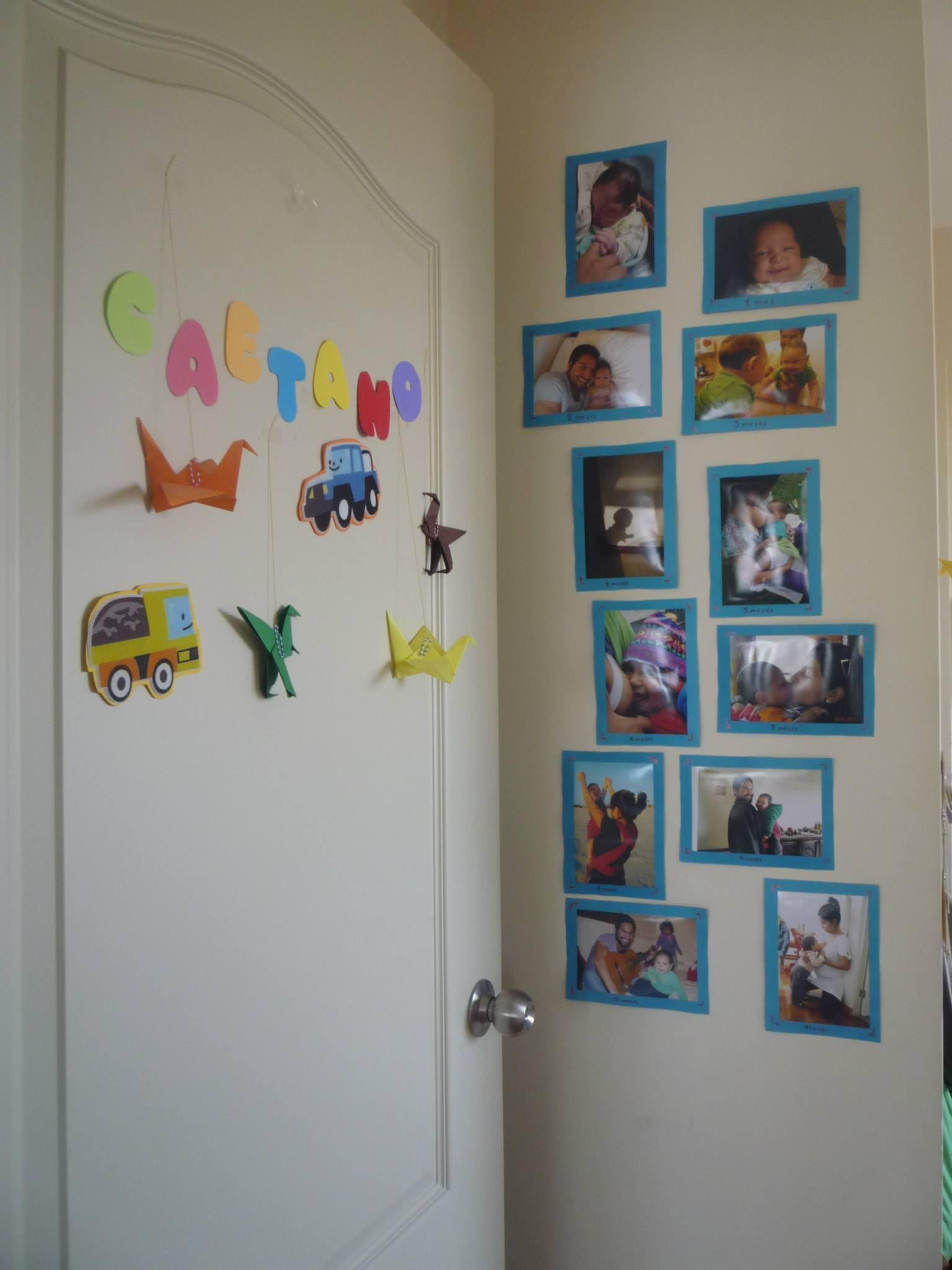 Celebrar el cumplea os de los peques decora con fotos la for Cuarto adornado para cumpleanos