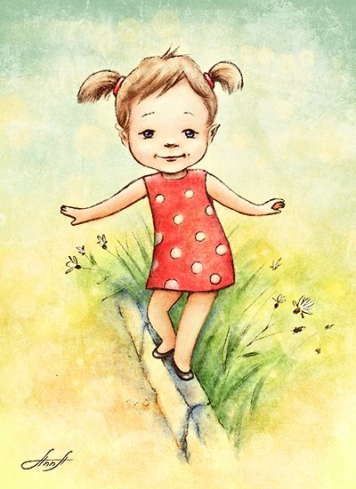 Ilustración de Anna Abramskaya.