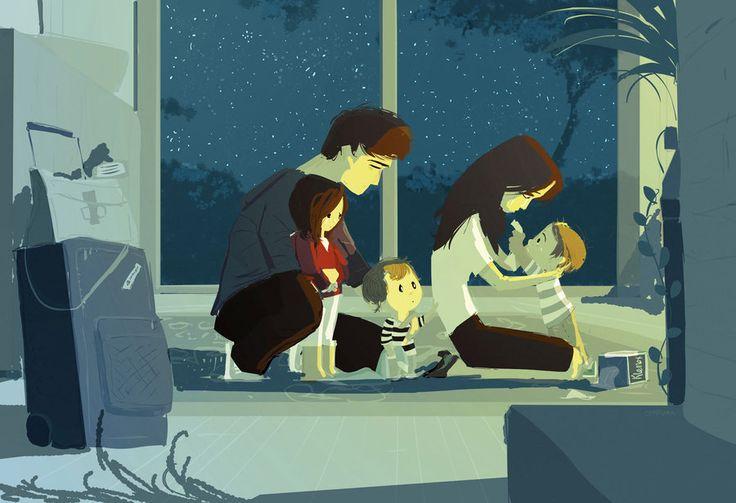 Ilustración de Pascal Campion.