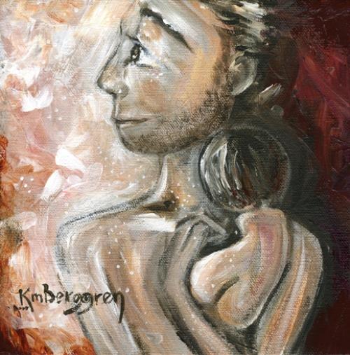 Pintura de K M Berggren